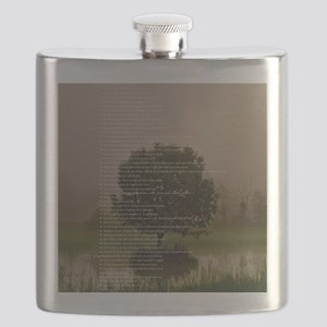 Brett16x20Vert_Tree2 Flask