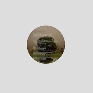 Brett16x20Vert_Tree2 Mini Button