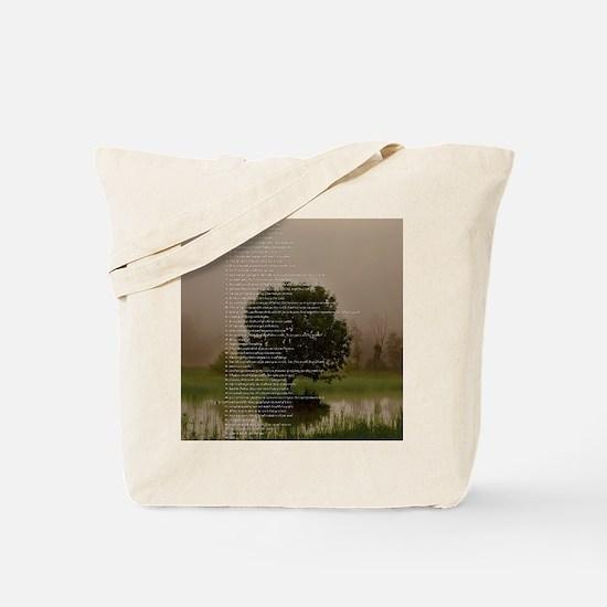 Brett16x20Vert_Tree2 Tote Bag