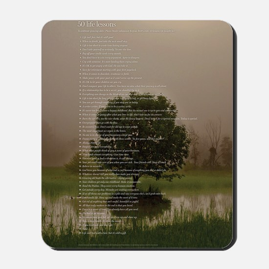 Brett16x20Vert_Tree2 Mousepad