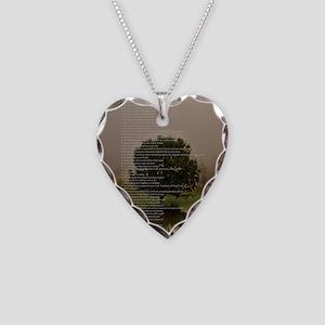 Brett16x20Vert_Tree2 Necklace Heart Charm