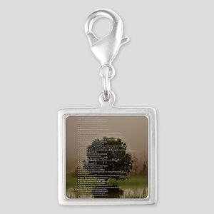 Brett16x20Vert_Tree2 Silver Square Charm