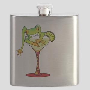 MargaretteFrogWantsSALT_darks Flask