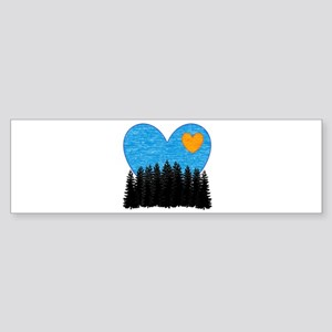 LOVE IT Bumper Sticker