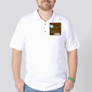 fight-ckd-stars Golf Shirt