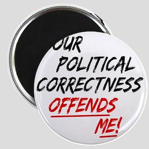 politicalcorrectness01 Magnet