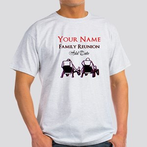 FAMILY REUNION Light T-Shirt