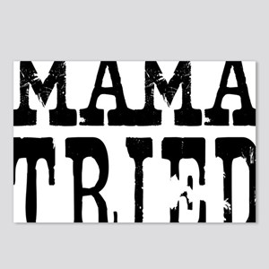 mama tried Postcards (Package of 8)