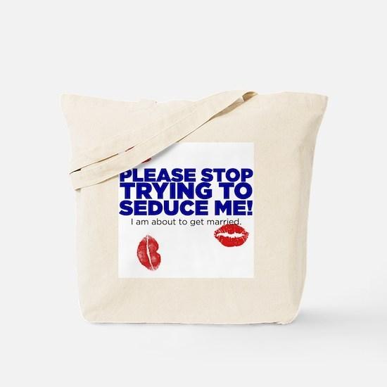 ART please stop Tote Bag