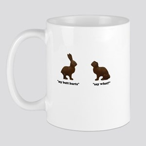 Chocolate Bunnies Mug