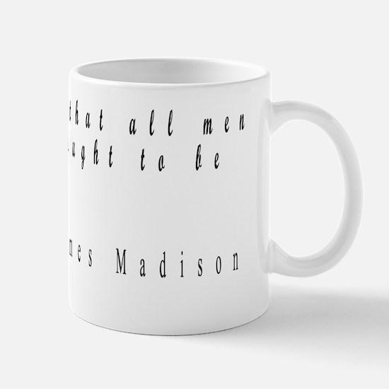 madisonquote Mug