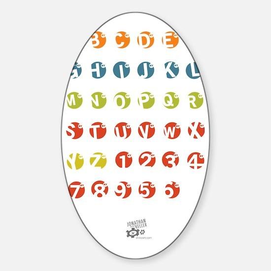 transit Sticker (Oval)