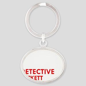 Designs-Stana003-01-02 Oval Keychain