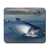Salmon Mouse Pads