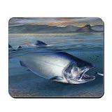 Salmon Classic Mousepad