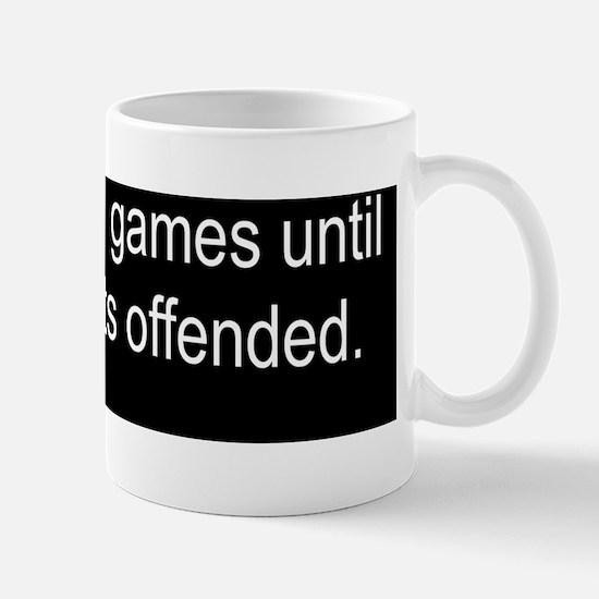 offended Mug