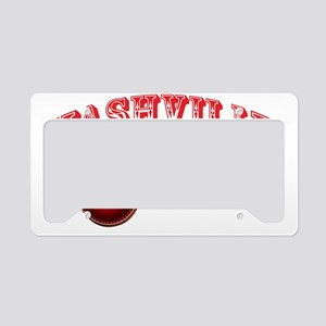 Nashville Guitar License Plate Holder