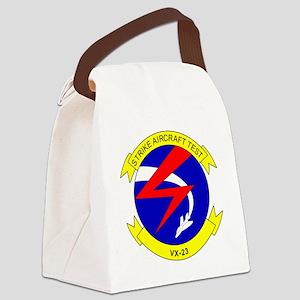 vx23 Canvas Lunch Bag