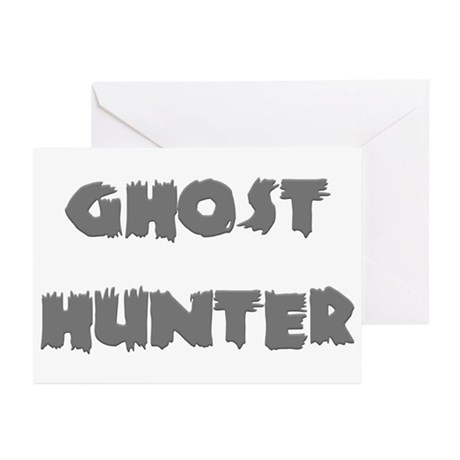 Ghost Hunter Greeting Cards (Pk of 10)