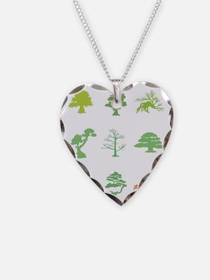 Bonsai Trees Necklace