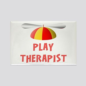 Play Therapist Rectangle Magnet