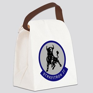 VFA-37 Canvas Lunch Bag