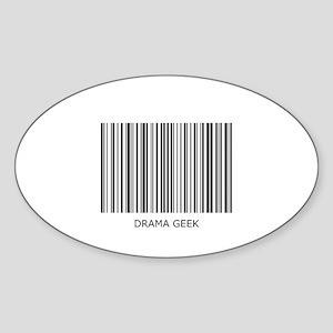 Drama Geek Sticker