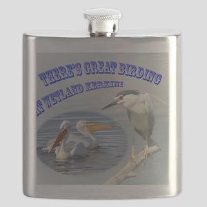 NightHeron01 Flask