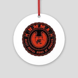 HMMA-T Round Ornament