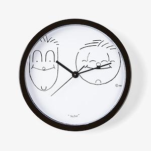 sloh Wall Clock