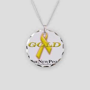 GTNP-Logo-blk_3000x3000px Necklace Circle Charm