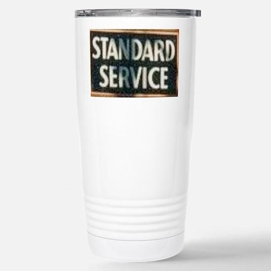 standardservice Stainless Steel Travel Mug
