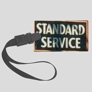 standardservice Large Luggage Tag