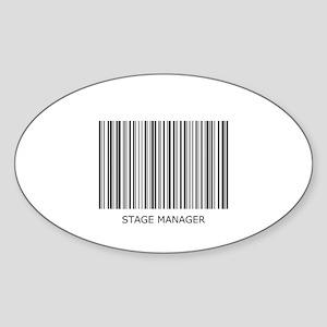 StgMgr Barcode Sticker