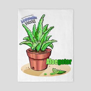 Aloegator Twin Duvet