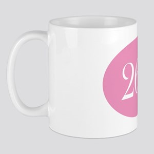 26 point 2 pink Mug