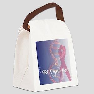 BRCA Sisterood Canvas Lunch Bag