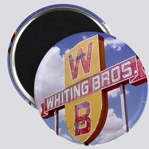 whitingbrotherssign Magnet