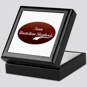 Team Anatolian Keepsake Box