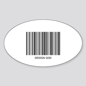 Design God Sticker