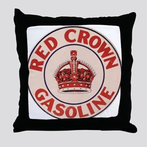 redcrown Throw Pillow