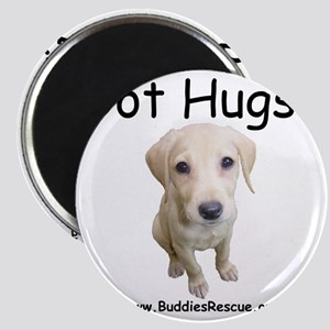 got_hugs_black9 Magnet