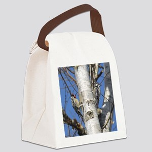 2-ornament 3 Canvas Lunch Bag