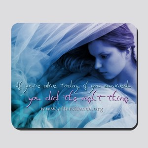The Right Thing Mousepad