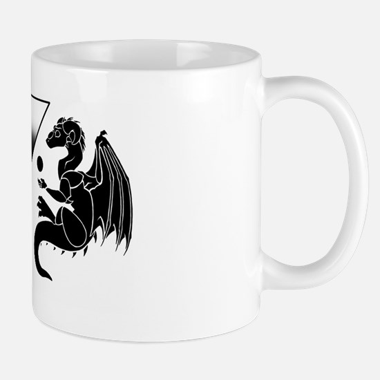 Asexual Pride Shirt Mug