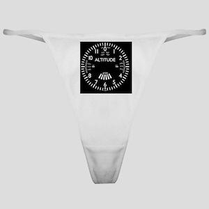 altimeter_clock Classic Thong