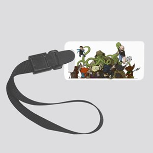 Mouse Minions Small Luggage Tag