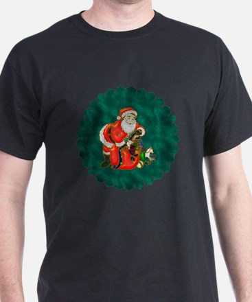 Happy Father Christmas T-Shirt
