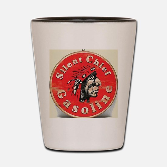 silentchief Shot Glass