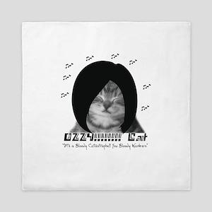 Ozzy Kitty Queen Duvet